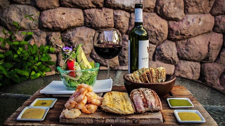 Los mejores restaurantes en cusco uchu